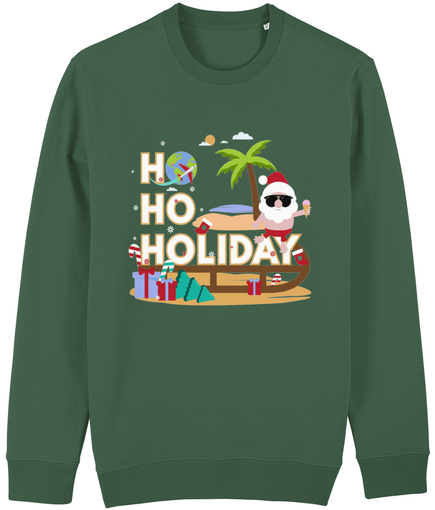 Ho Ho Holiday Christmas Sweatshirt