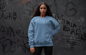 Load image into Gallery viewer, Anchor Passport Stamp Sweatshirt