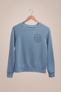 Anchor Passport Stamp Sweatshirt