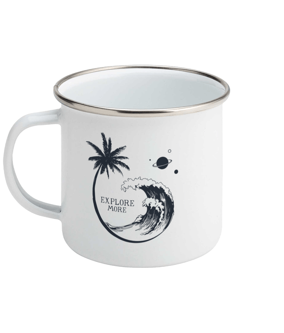 Explore More Enamel Mug