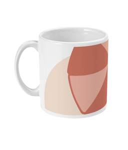 Beach Umbrella Mug