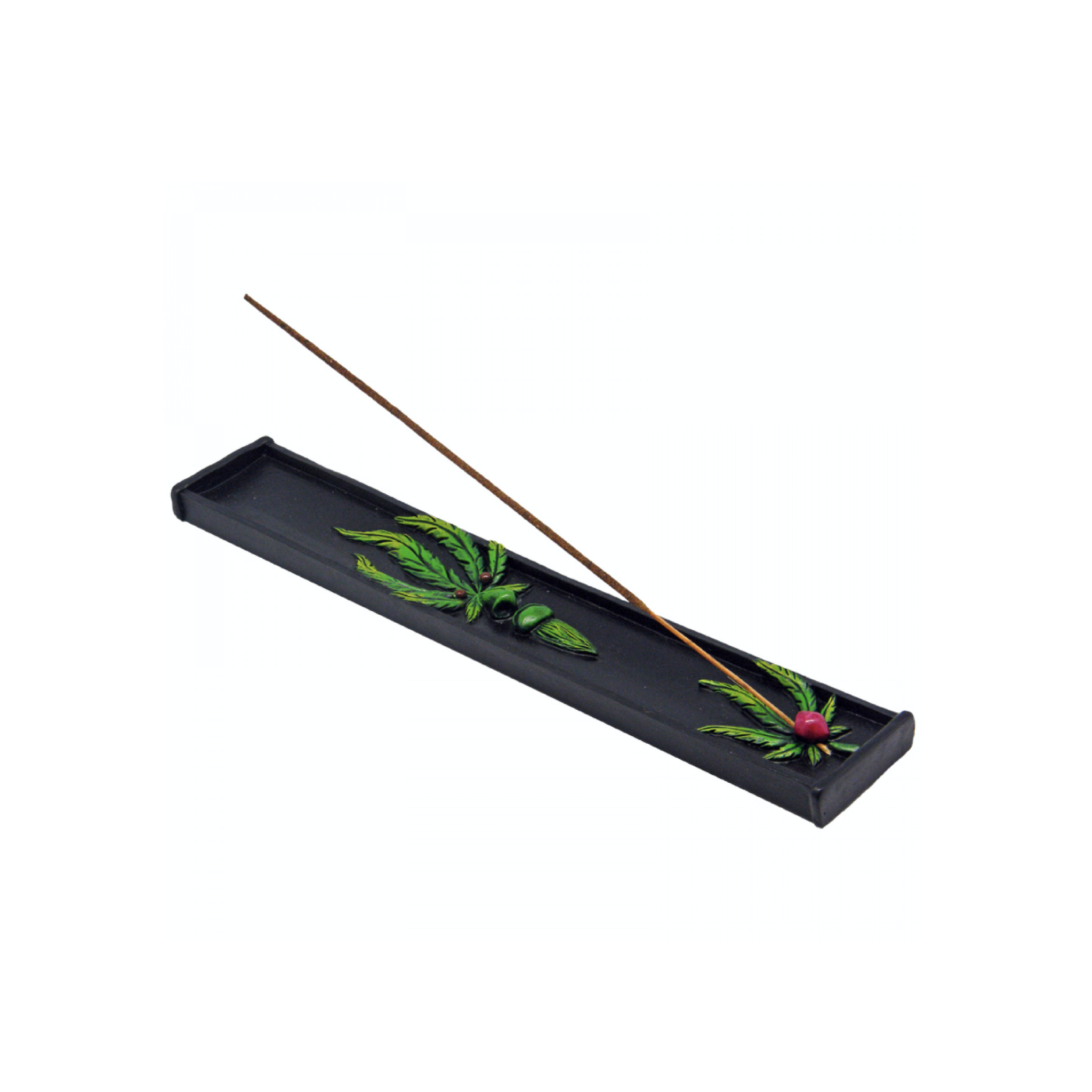 Leaf Man Incense Holder