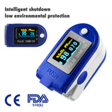 Wireless Digital Finger Pulse Oximeter New Generation