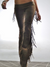 Fringed Casual Pants