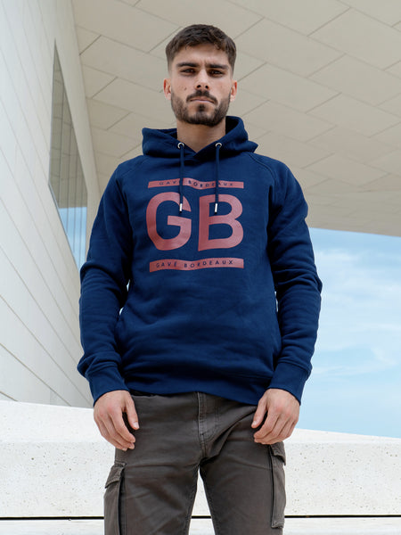 Sweat Technique GAVÉ BORDEAUX Unisex - Marine