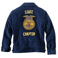 Official Dress: FFA Jacket (Mens)