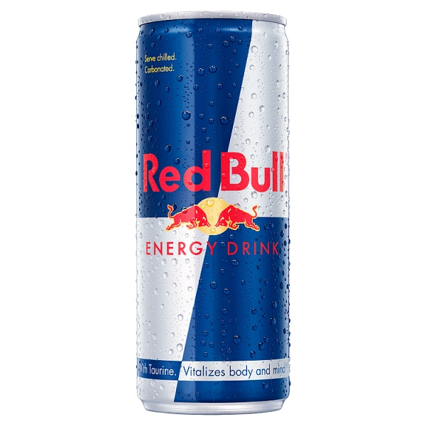Red Bull Energy Drink (250 ml)