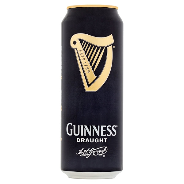 Guinness 8 Pack 500ml Cans