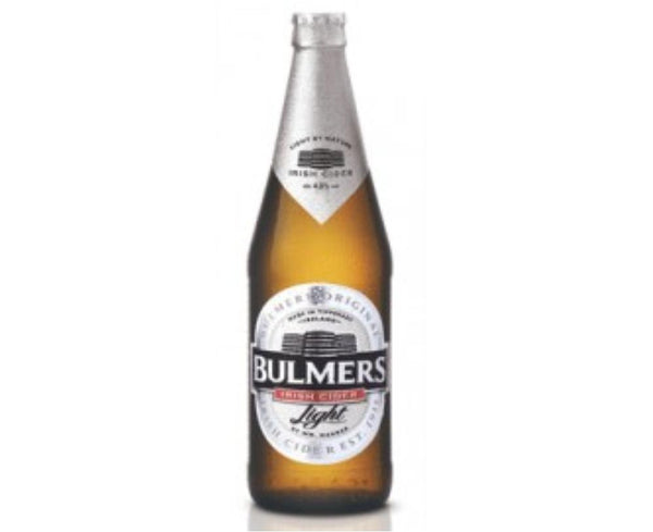 Bulmers Light Pint Bottle