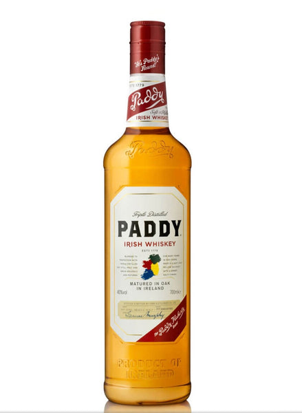 Paddys Irish Whiskey 70cl