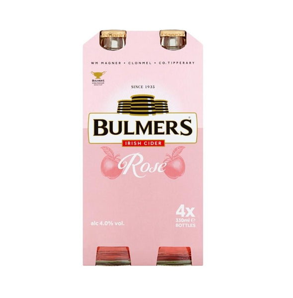 Bulmers Rose 4Pack 330ml