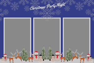 Christmas 013.1 - Photo Booth Template