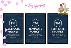 Engagement 05.2 - Photo Booth Template