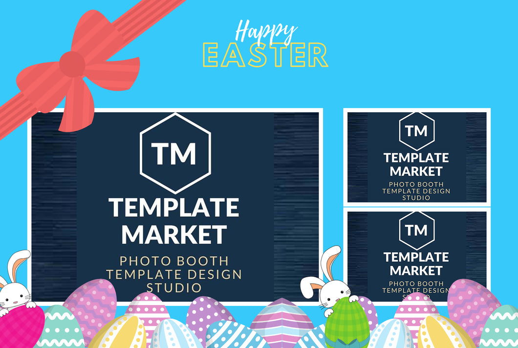 Easter 01.0 - Photo Booth Template