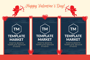 Valentines 01.2 - Photo Booth Template