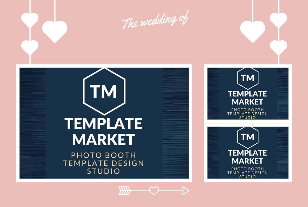 Wedding 08.0 - Photo Booth Template