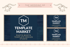 Wedding 23.0 - Photo Booth Template