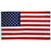 "U.S. Outdoor Nylon Flag - 12x18"" to 6x10'"