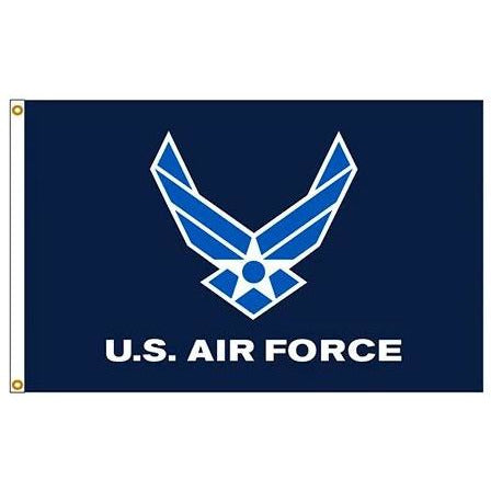 U.S. Air Force Wings Flag