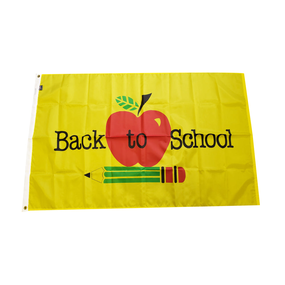 Back to School Flag