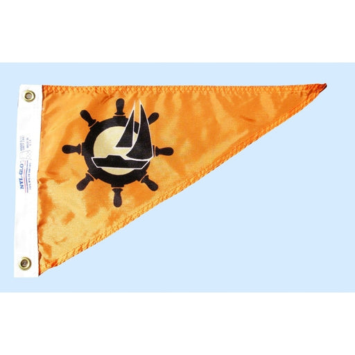 Sailboat Personal Bow Pennant