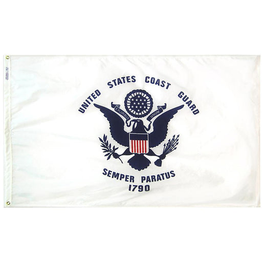 U.S. Coast Guard Outdoor Flag