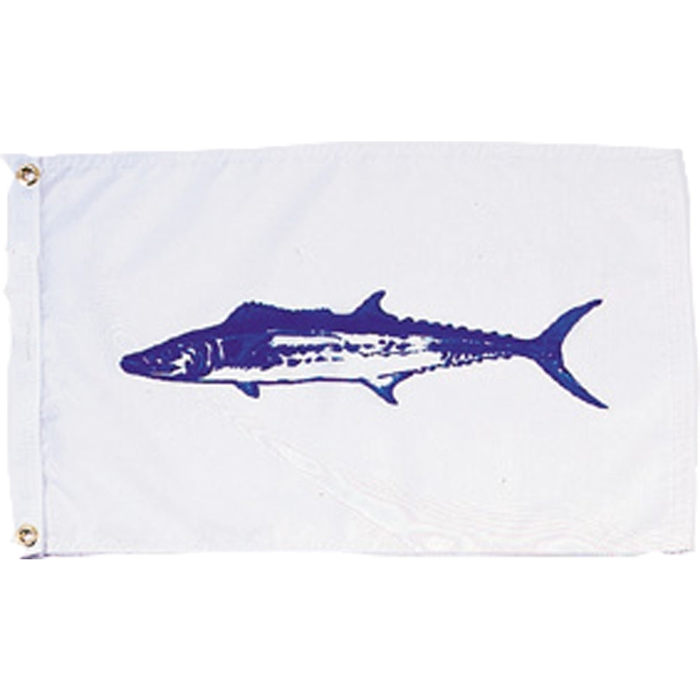 King Mackerel Fish Flag