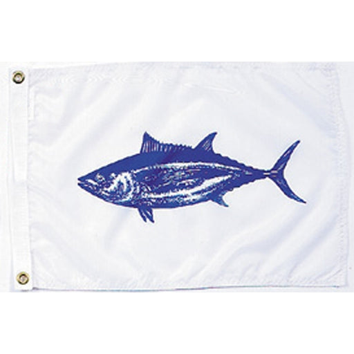 Tuna Fish Flag