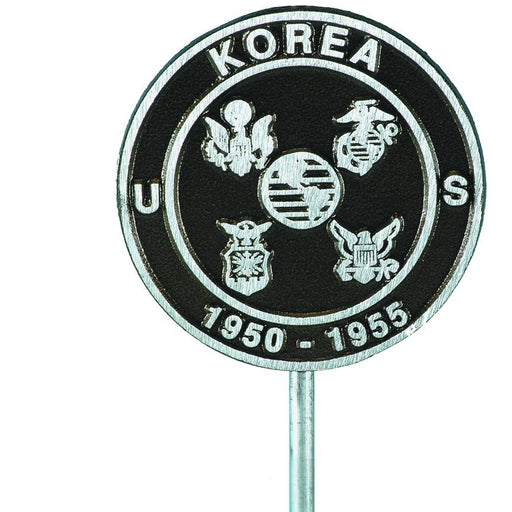 Korean War Service Grave Marker