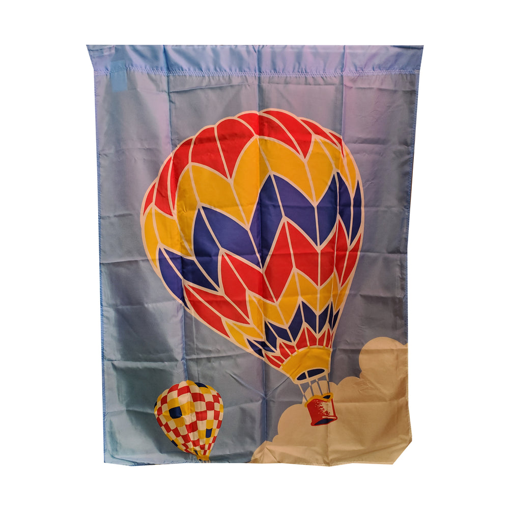 Hot Air Balloon Banner
