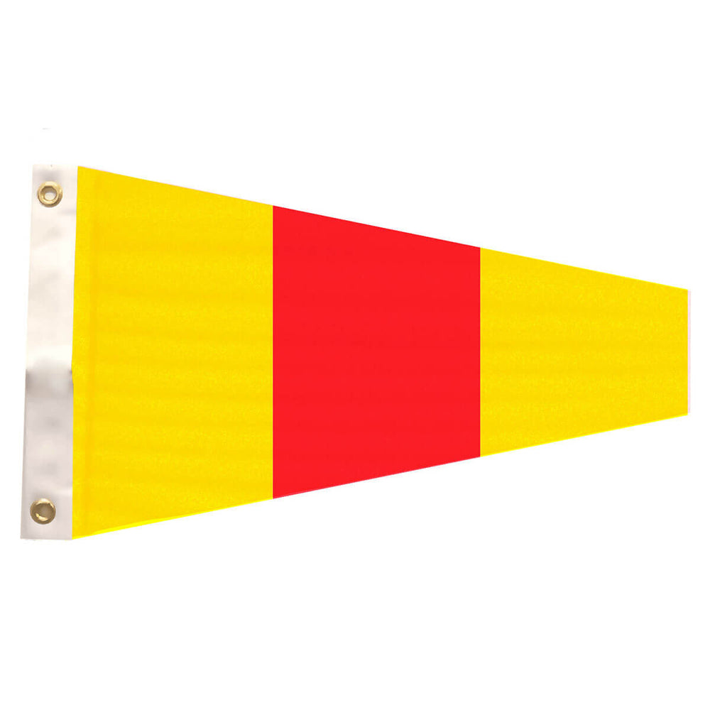 International Code of Signals Pennant 0