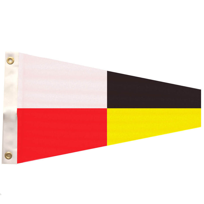 International Code of Signals Pennant 9