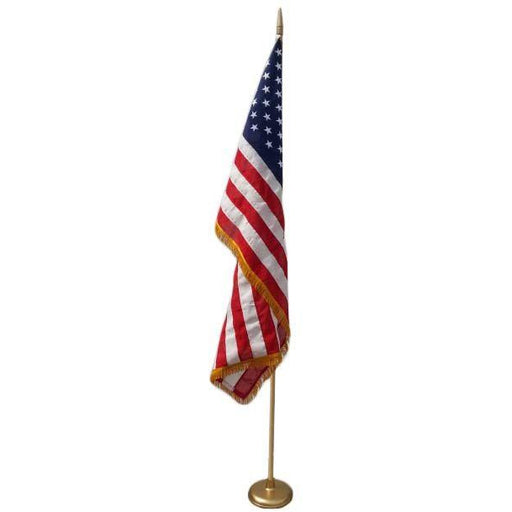 Indoor Value Priced US Flag Set