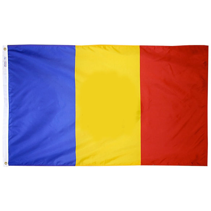 Andorra Civil Flag