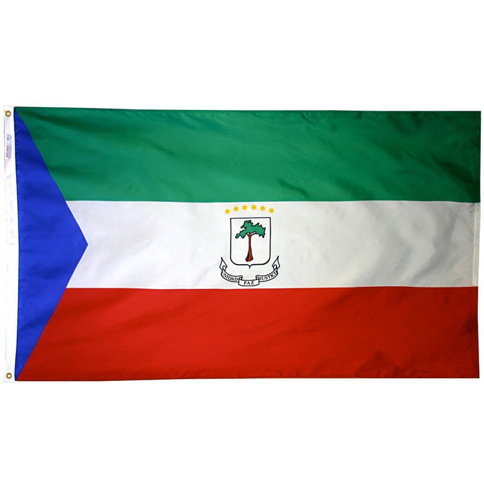 Equatorial Guinea Government Flag