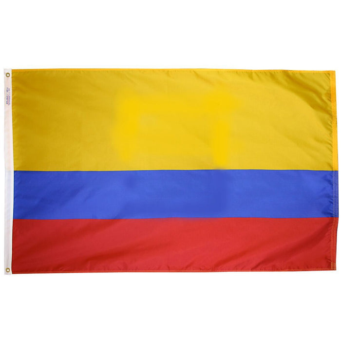 Ecuador Civil Flag