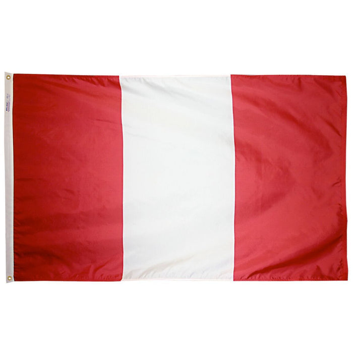 Peru Civil Flag