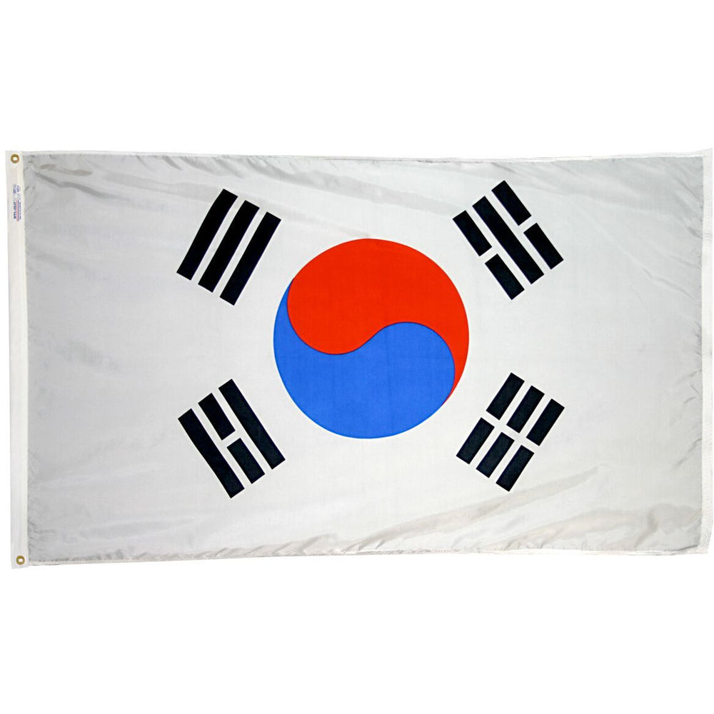 South Korea Flag