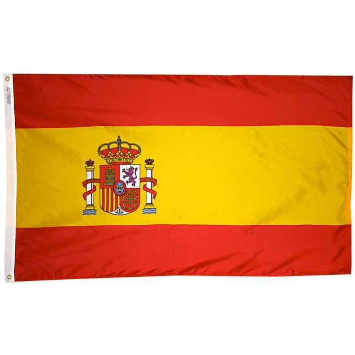 Spain Government Flag