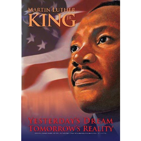 Martin Luther King, Jr. Flag / Banner