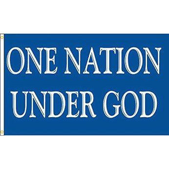 One Nation Under God Flag