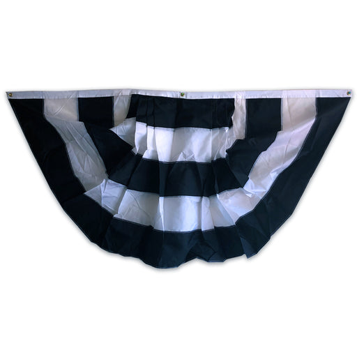 POW-MIA Pleated Full Fan
