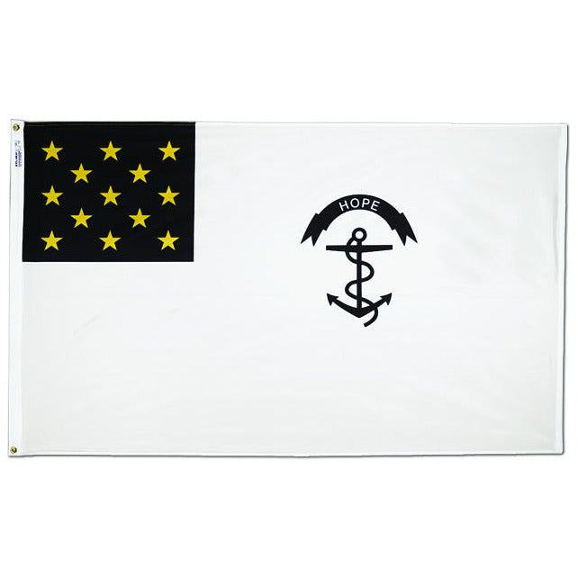Rhode Island Regiment Flag