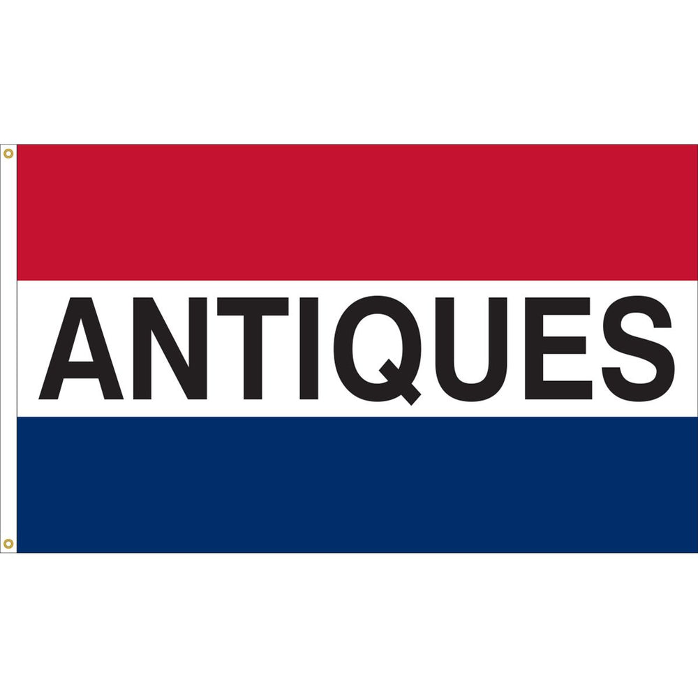 Antiques Message Flag