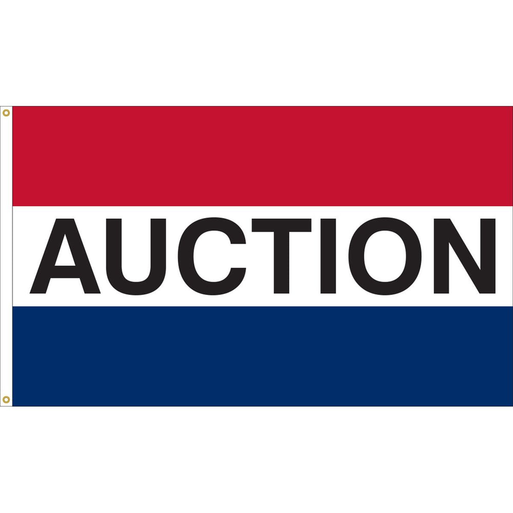 Auction Message Flag