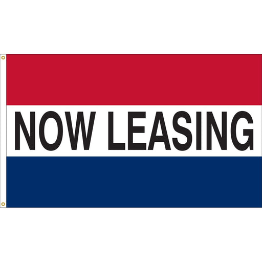 Now Leasing Message Flag