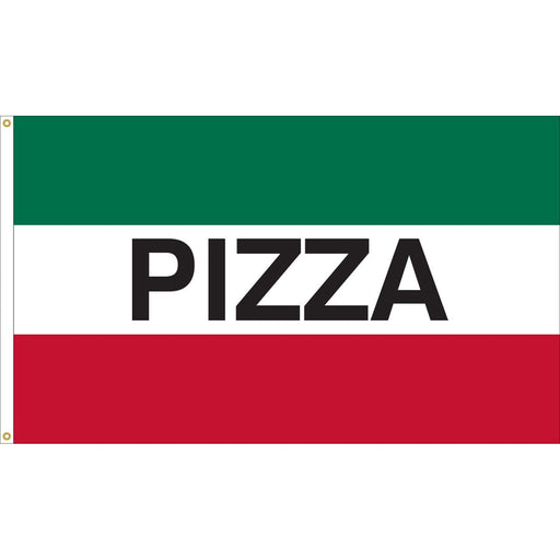 Pizza Message Flag