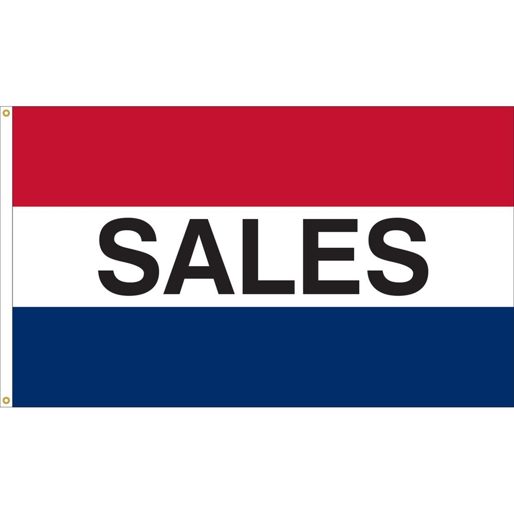 Sales Message Flag