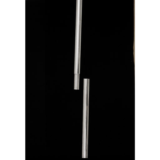 Snap Lock Aluminum Jointed pole 8' x 1""