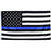 U.S. Thin Blue Line Flag